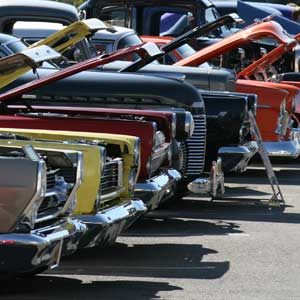 The Car and Motorcycle Show