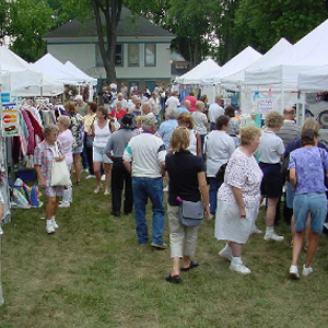 Art Fair on the Green